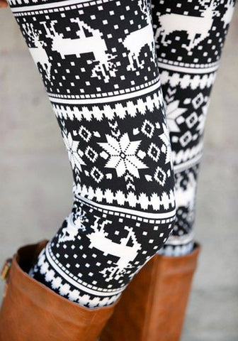 Winter Sweater Leggings (ALL SIZES)