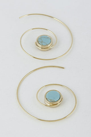 Hypnosis Earrings