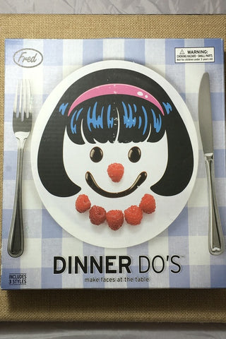 Coco Kids Plate