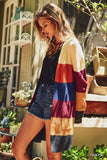 Rays Of Rainbow Cardigan