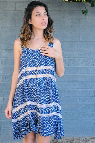 Summer Delight Tiered Dress