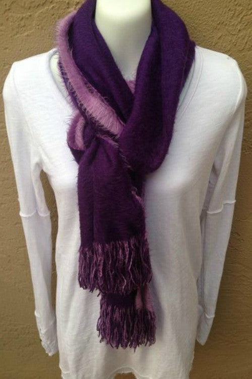 Warm and Fuzzy Scarf (Pack or 2)