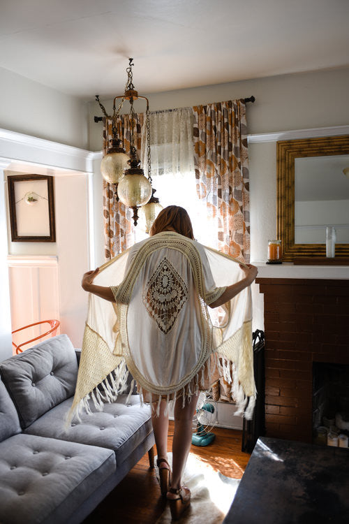 Loving The Dream Kimono