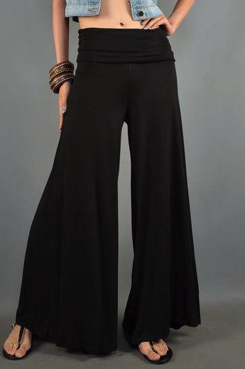 Perfect Palazzo Pant 4 Colors (All Sizes)