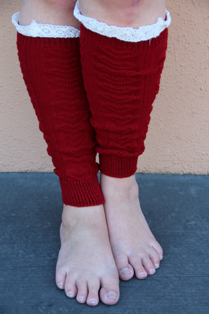 To Die For Leg Warmers (6 colors available)