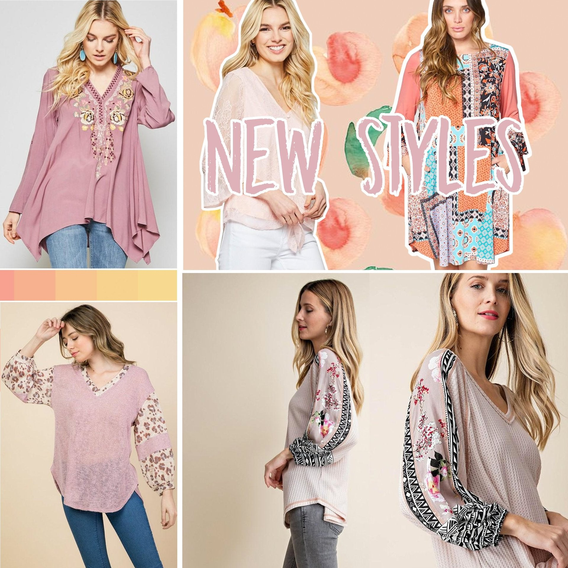 Gypsy Outfitters -  Boho Luxe Boutique