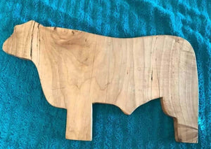 Bull Cutting Board