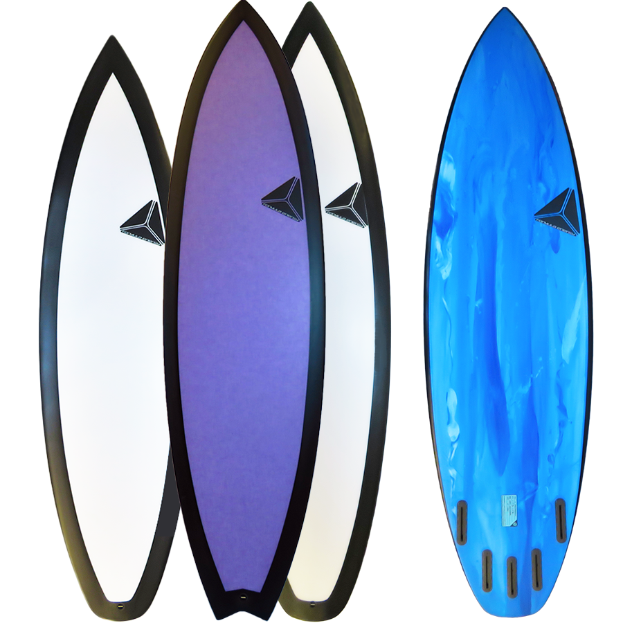 Formula Energy Surfboard