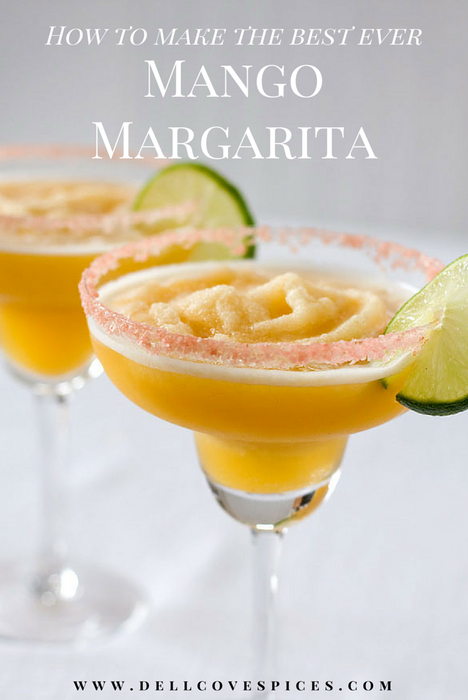 Mango Margarita Recipe - The Most Delicious Margarita You'll Ever Make