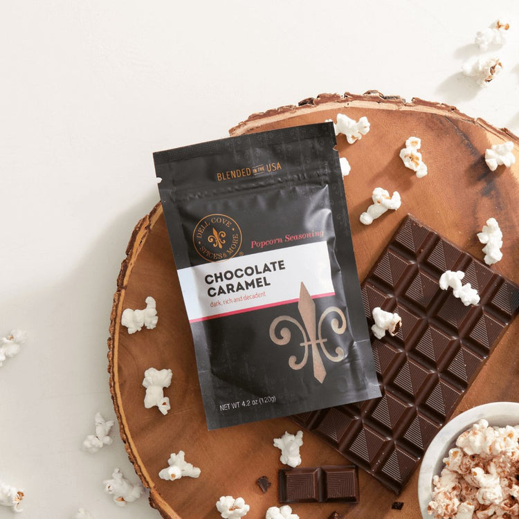 Vegan Popcorn Seasonings
