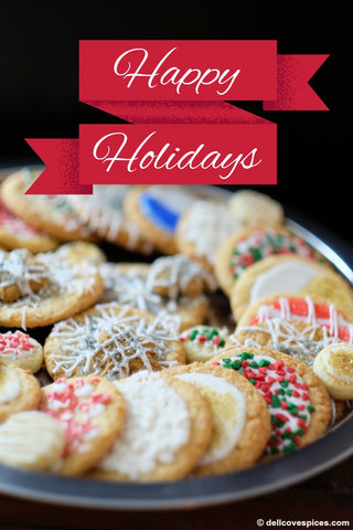 how to add sparkle and save time when hosting a christmas cookie swap