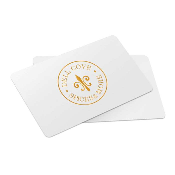 Dell Cove Spices Gift Card