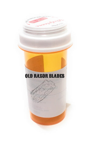 How To Dispose Of Razor Blades Blade Bank And Other Disposal Options Sirhare Com