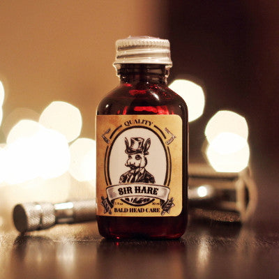 Head Shaving Oil