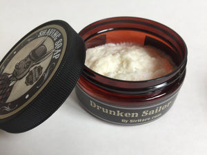 Inside Shaving Soap Container