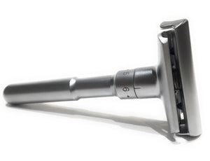 adjustable safety razor