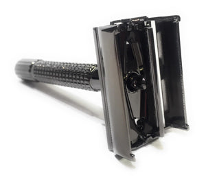 Open Butterfly Safety Razor