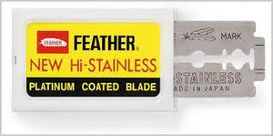 Feather Platinum blades