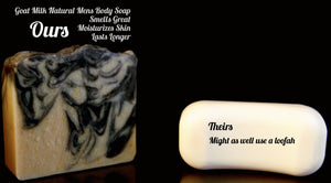 Man Soap - Classic Barber scent