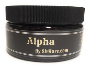 Shaving Soap - Alpha