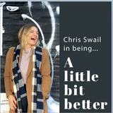 a little it better podcast with Chris swail image