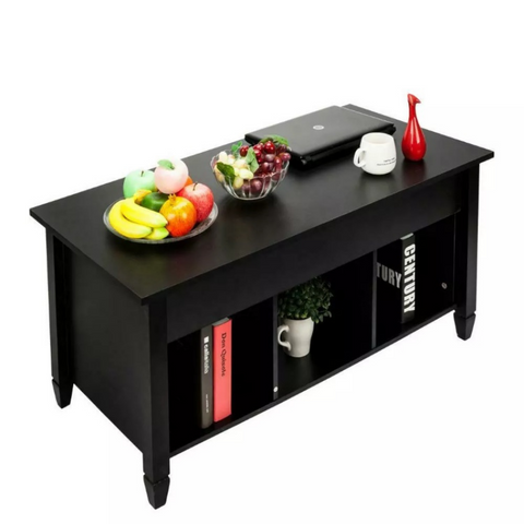 coffee table with lifting top, lift up coffee table, coffee tables with lift top and storage, modern coffee table with lift top