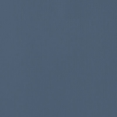 Textured Cardstock - Blueberry