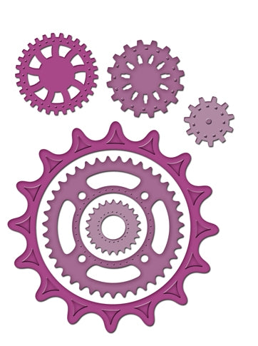 Spellbinders- Sprightly Sprockets