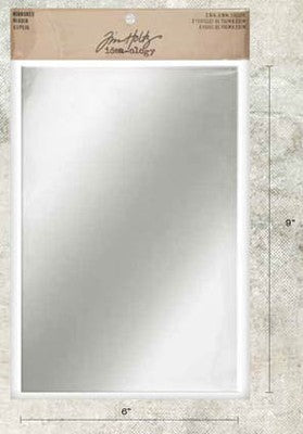 Tim Holtz Idea-ology - MIRRORED Sheets