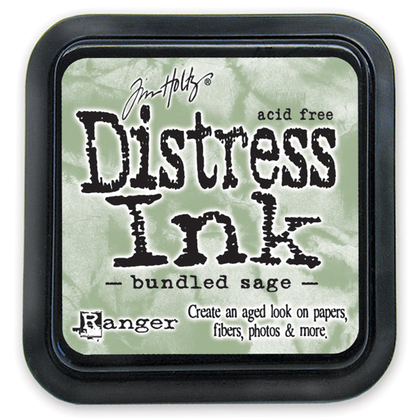 Distress Ink Pad - Bundled Sage