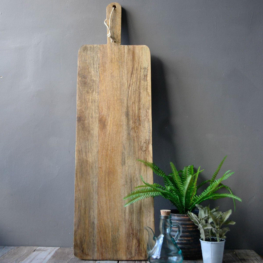Giant Wood Serving Board, 30x100cm - Liv's