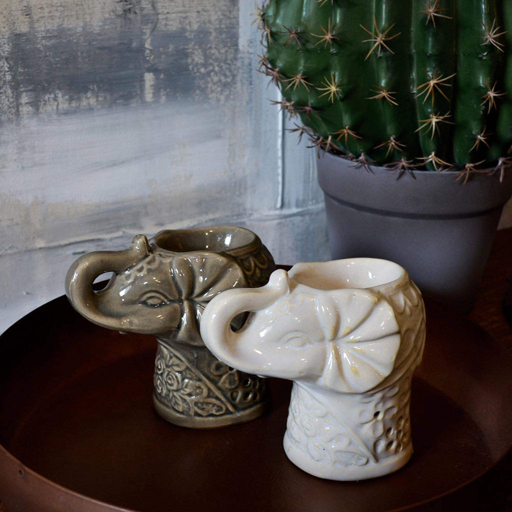 Elephant Oil Burner - Liv's