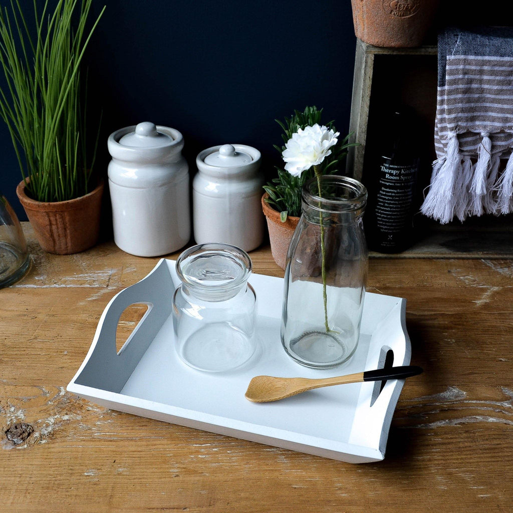 Small Rustic Tray - avail. 2 colours - Liv's
