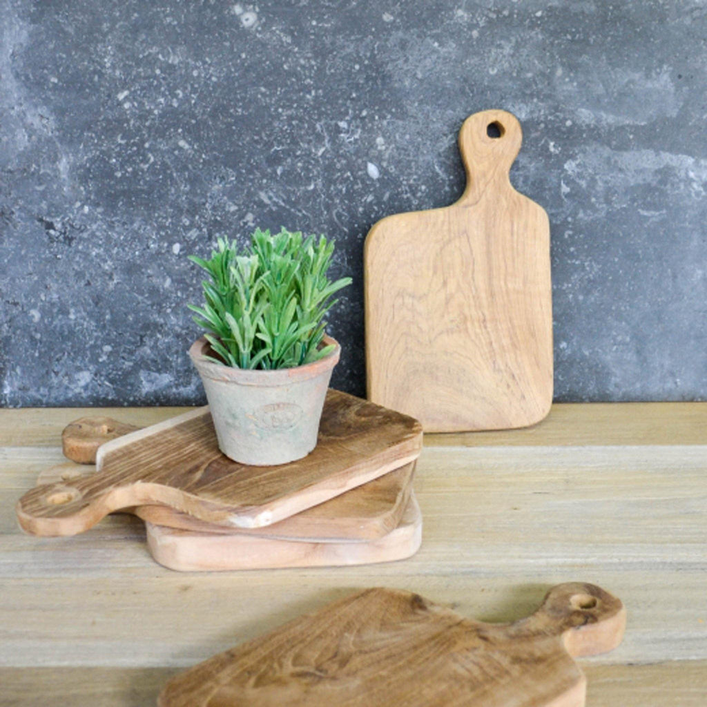 Hand Carved Chopping Board - Small - Liv's