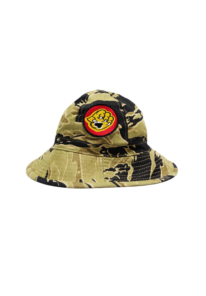 Golden Tiger Bucket Hat