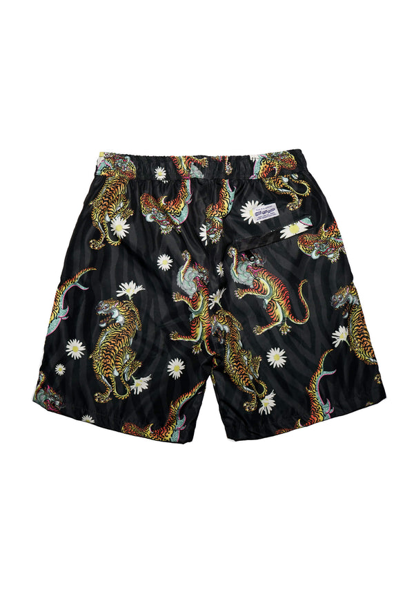 Tiger in Gethsemane Shorts