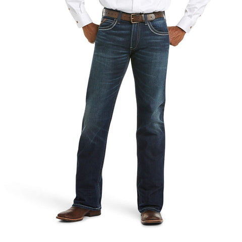 Ariat M5 Slim Stretch Coltrane Stackable Straight Leg Jean