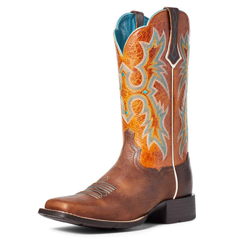 Ariat Women's Tombstone Hickory Western Boot