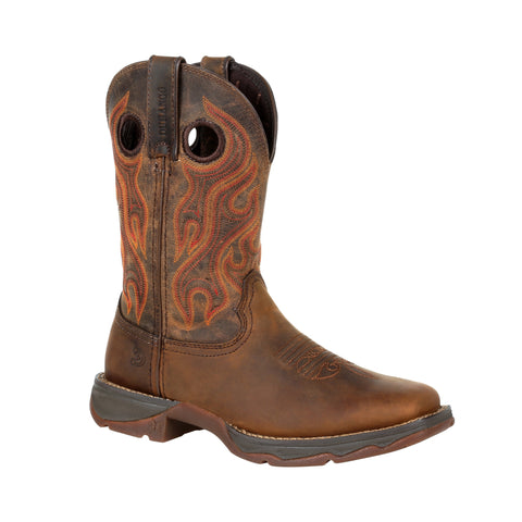 Durango Women's Rebel Trail Brown Western Boot