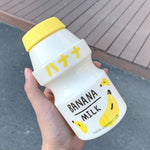 Kawaii Fruit Milk Water Bottle