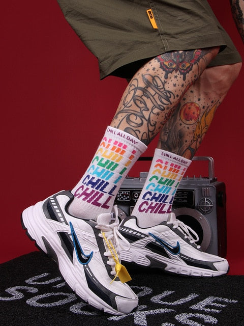 Cool socks, OOTD, dance outfit, street fashion, street dance, mens fashion, dance socks, sport socks