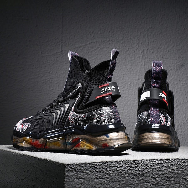 CYBERPUNK 'Night City' SOP# Sneakers