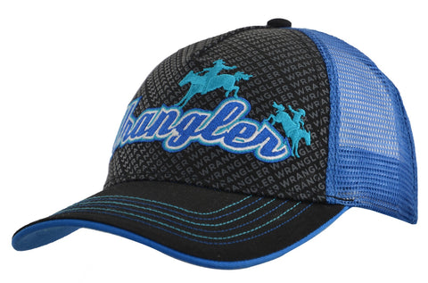 Wrangler - Boys Rodeo Trucker Cap