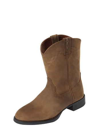 All Rounder Roper Womens Boots