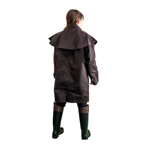 Nullarbor - 3/4 Oilskin Coat