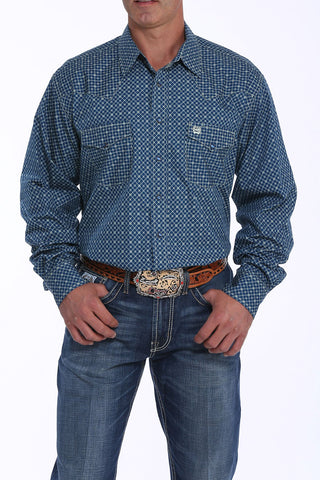 Cinch - Raydor Shirt in Navy