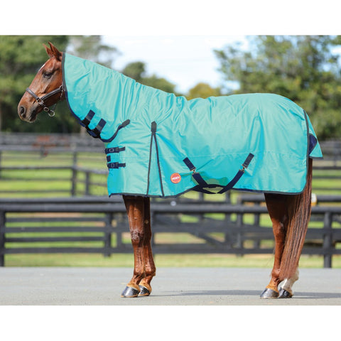 Kozy - 1200D Rainsheet Combo in Teal