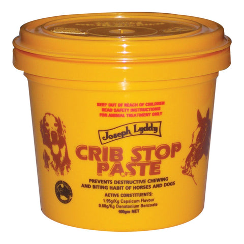 Joseph Lyddy - Crib Stop Paste  400g