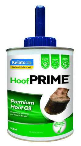 Kelato - Hoof Prime Hoof Oil 900mL