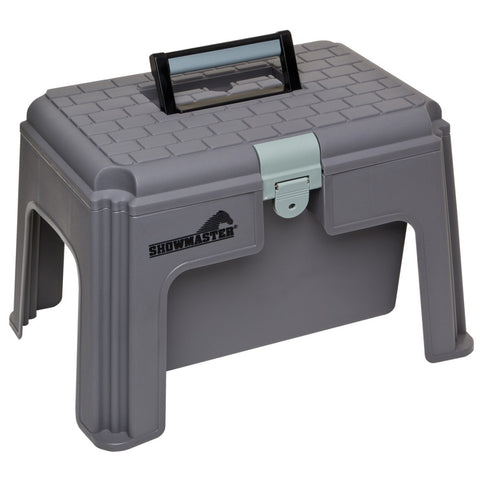 Step Up Tack Grooming Mounting Box